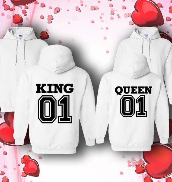 675cfa0be685 King Queen Back 01 fill sweatshirt White King Queen Back 01 fill Hood Green  King Queen Back 01 fill jacket Black King Queen Back 01 fill Hood White ...