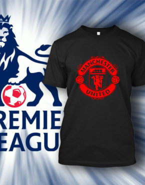 039a5b5646fe Μπλουζάκια για Λάτρεις premier league Manchester United · T-Shirts ...